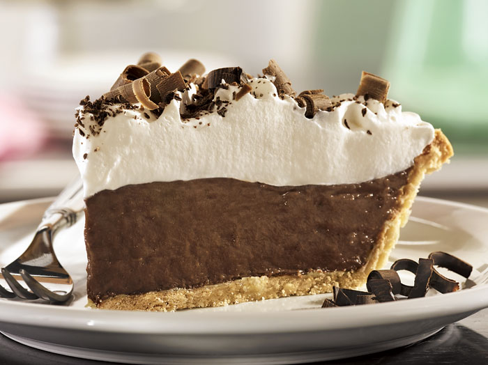 Healthy Key Lime pie, Chocolate Cream pie, and Raisin Pie