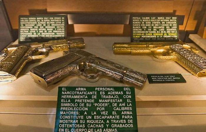 Drug Wars  Real Golden Guns