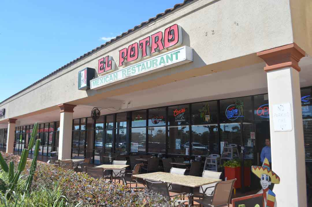 El Potro Mexican Restaurant Winter Park Fl
