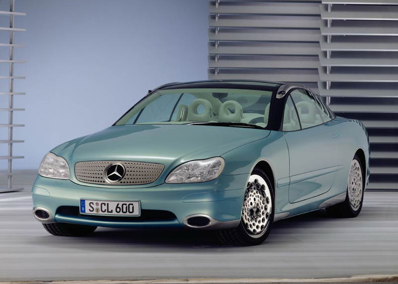 mercedes benz scl600 the future is now