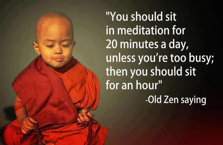 Mind Cleansing Quotes Meditate to Cleanse The Mind