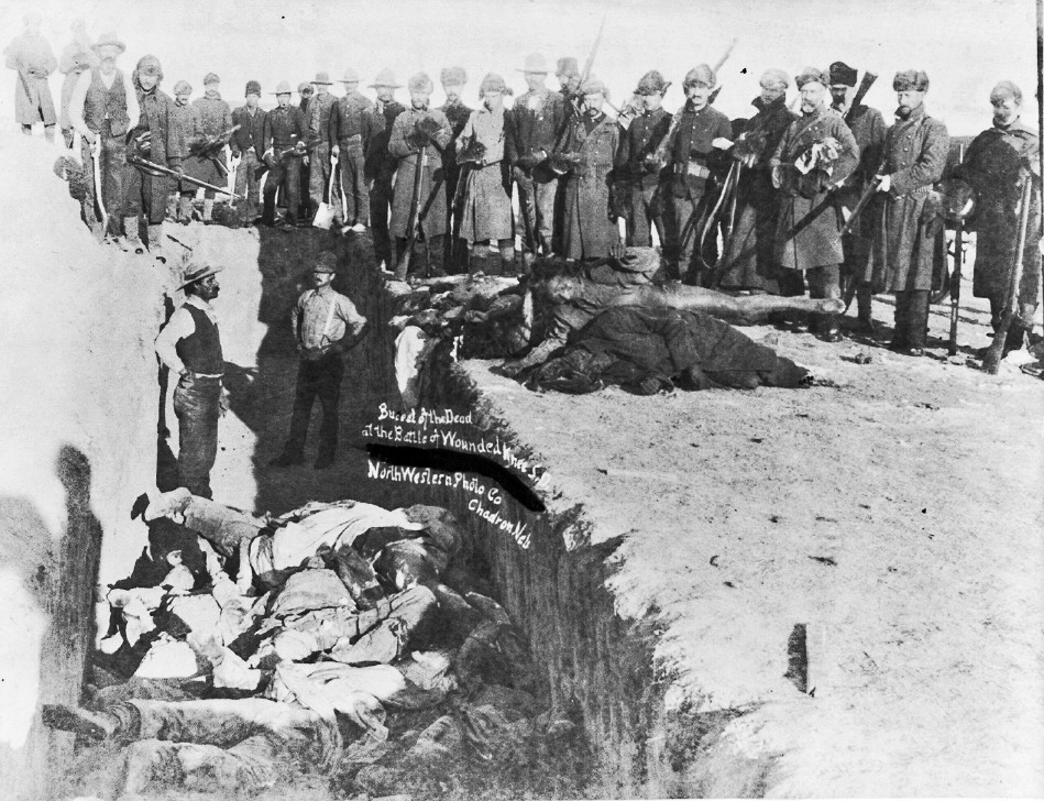 a history of the battle of wounded knee a battle between the indians and americans The battle of wounded knee go what was the last battle between the american indians and federal troops what was last major battle between native americans and the us war of 1812 edit share to: answered in native american history.