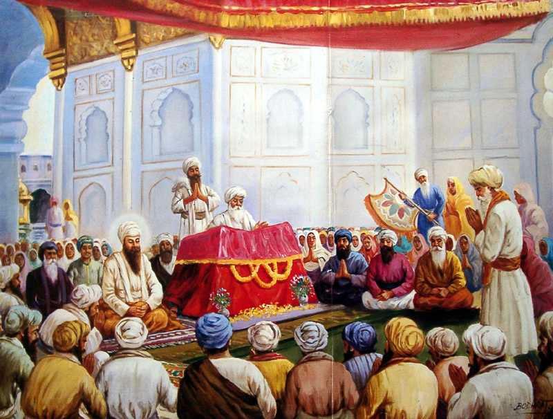 Siri Guru Granth Sahibguru